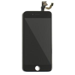 "LCD & Digitizer Frame Assembly (w/ Front Cam & Prox. Sensor & Ear Speaker) for iPhone 6 (4.7"") (Select) - Black"