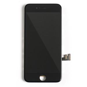 "LCD & Digitizer Frame Assembly (w/ Front Cam & Prox. Sensor & Ear Speaker) for iPhone 7 (4.7"") (MDSelect) - Black"
