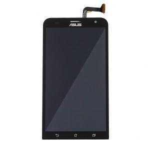 LCD & Digitizer for Asus Zenfone 2 Laser - Black