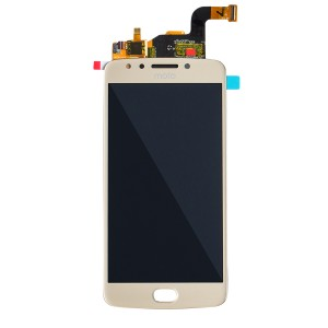 LCD Assembly for Moto E4 (XT1768) (Authorized OEM) - Gold