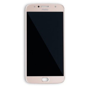 LCD & Digitizer for Motorola Moto G5S Plus (XT1806) (Authorized OEM) - Blush Gold