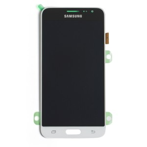LCD & Digitizer for Samsung Galaxy J3 (2016) (PrimeParts - OEM) - White