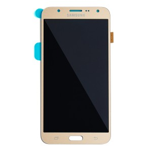 LCD & Digitizer for Samsung Galaxy J7 (J700) (OEM New) - Gold