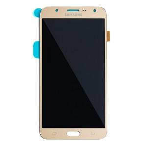 LCD & Digitizer for Samsung Galaxy J7 (J700) (Prime - OEM) - Gold