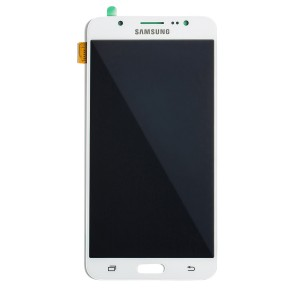 LCD & Digitizer for Samsung Galaxy J7 (J710) (OEM New) - White