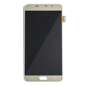 LCD & Digitizer for Samsung Galaxy Note 5 (MDSelect - Generic) - Gold Platinum