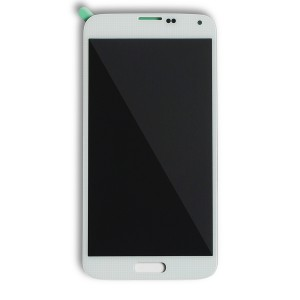 OLED Display Assembly for Galaxy S5 (OEM - Certified Refurbished) - Shimmer White