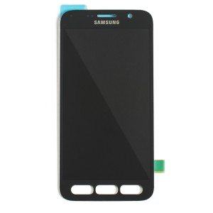 LCD & Digitizer for Samsung Galaxy S7 Active (Prime - OEM) - Titanium Gray