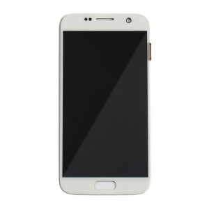 LCD & Digitizer for Samsung Galaxy S7 (MDSelect - Generic) - White
