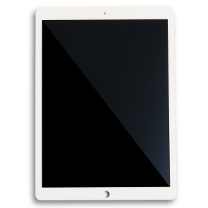 """LCD & Digitizer w/ Daughter Board Pre-Installed for iPad Pro (12.9"""") (1st Generation) (Prime) - White"""