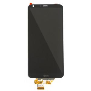 LCD & Digitzer for LG G6 - Black