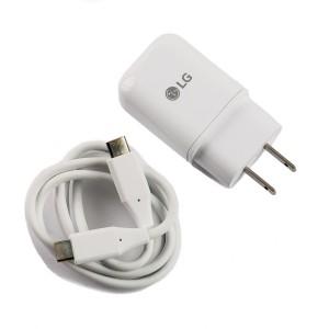 Micro USB Data Cable & Wall Plug for LG G5 (USB-C | 3A)