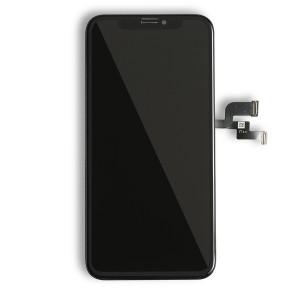 OLED & Digitizer Frame Assembly for iPhone X (Select) - Black