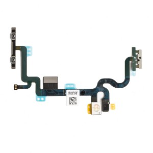 """Power & Volume Flex Cable for iPhone 7 (4.7"""")"""
