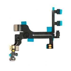 Power & Volume & Mute Flex Cable for iPhone 5C