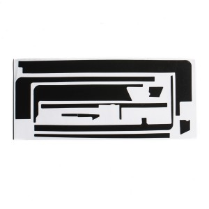 Precut Adhesive Strips for iPad 2