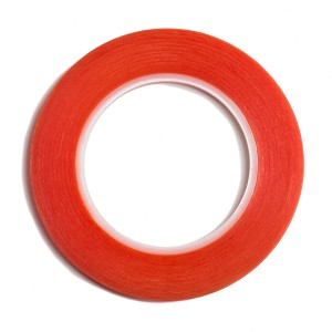 Premium Double Sided Red Tape (5mm)
