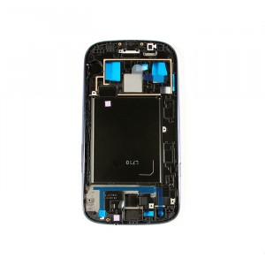 Midframe for Samsung Galaxy S3 (L710) - Blue