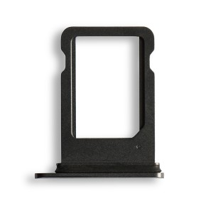 """Sim Card Tray for iPhone XS (5.8"""") - Black"""