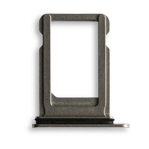 """Sim Card Tray for iPhone XS (5.8"""") - Silver"""