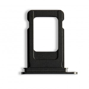 """Sim Card Tray for iPhone XS Max (6.5"""") - Black"""