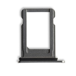 Sim Card Tray for iPhone X - Silver