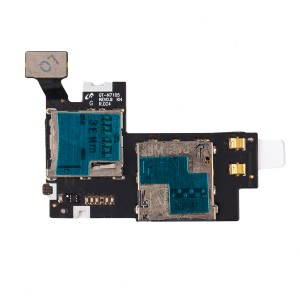 Sim Tray Flex Cable for Samsung Galaxy Note 2 (I317 / T889)
