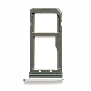 Sim Tray for Galaxy S7 - Silver