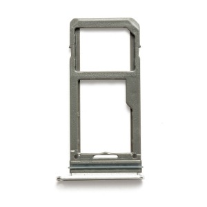 Sim Tray for Samsung Galaxy S8 - Arctic Silver