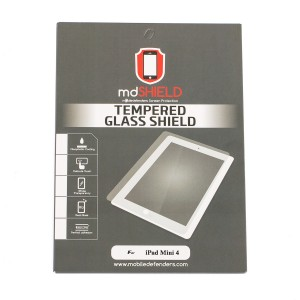 MD Tempered Glass for iPad Mini 4