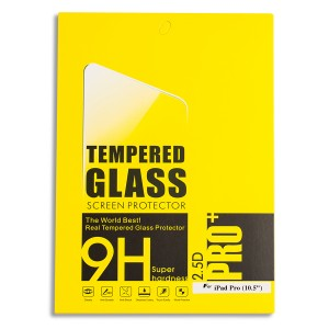 """Tempered Glass Shield (0.33mm) (Retail Packaging) for iPad Pro (10.5"""")"""