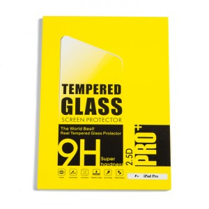"Tempered Glass Shield (0.33mm) (Retail Packaging) for iPad Pro (12.9"")"