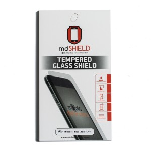 "Tempered Glass Shield (0.33mm) for iPhone 7 Plus (5.5"") (MD Packaging) (Anti-UV)"