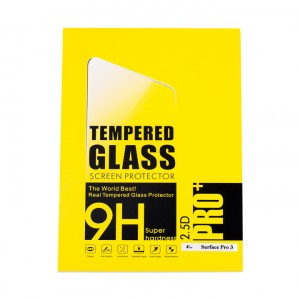 Tempered Glass Shield (0.33mm) (Retail Packaging) for Microsoft Surface Pro 3