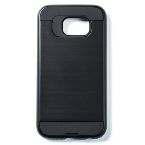 Fashion Style Case for Samsung Galaxy S6 - Black