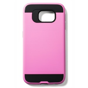 Fashion Style Case for Samsung Galaxy S6 - Pink