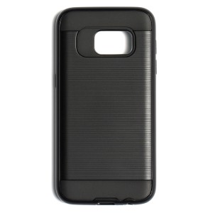Fashion Style Case for Samsung Galaxy S7 - Black