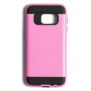 Fashion Style Case for Samsung Galaxy S7 - Pink