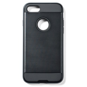 "Tough Fashion Style Case for iPhone 7 (4.7"") - Black"