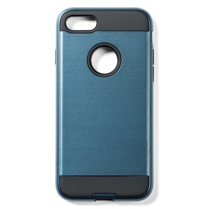 "Tough Fashion Style Case for iPhone 7 (4.7"") - Blue"