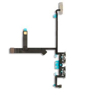 Volume Flex Cable with Mounting Brackets for iPhone XS