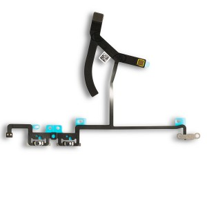 Volume Flex Cable with Mounting Brackets for iPhone XS Max