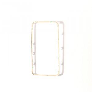 Digitizer Frame for iPhone 4 CDMA - White