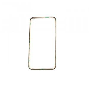 Digitizer Frame for iPhone 4 GSM - Black