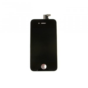 LCD & Digitizer Frame Assembly for iPhone 4 GSM - Black