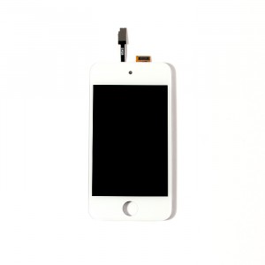 LCD & Digitizer for iPod Touch 4th Gen - White