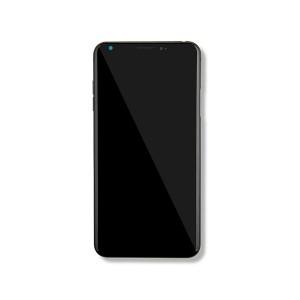 LCD & Digitizer Frame Assembly for LG V35 ThinQ (Genuine OEM) - Black