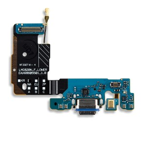 Charge Port Flex Cable for LG G8 ThinQ (Genuine OEM)