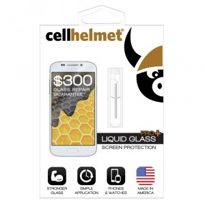 cellhelmet Liquid Glass Pro+ Screen Protection (Phone)