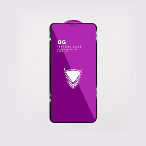 Tempered Glass for iPhone XR / 11 - Full Coverage